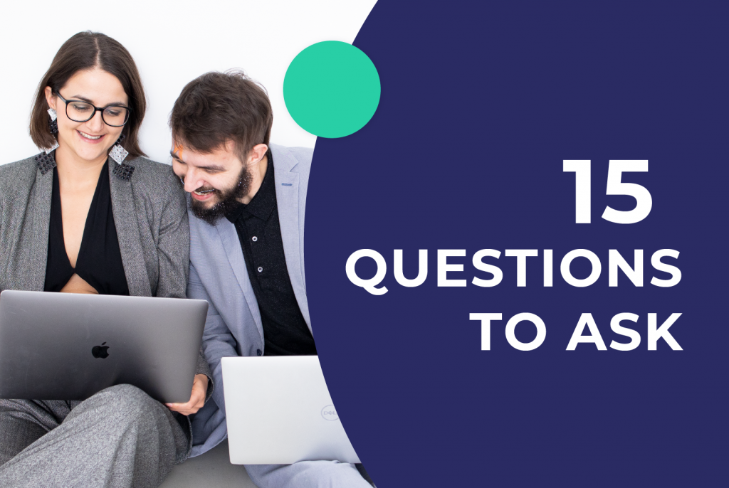 15 questions to ask in an interview – How to star as a candidate!