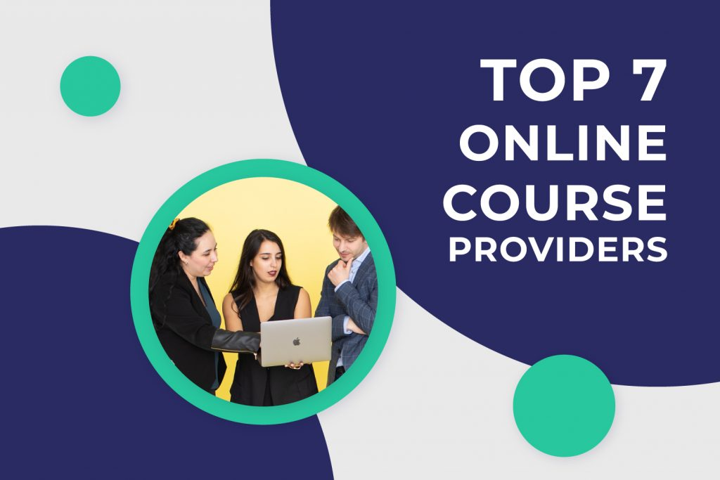 7 TOP online course providers